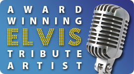 Awarding Winning ELVIS tribute Artist